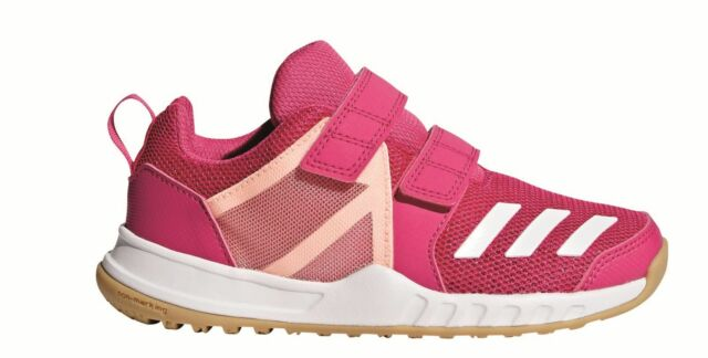 Adidas Perfomance Bambini Hallen- Fitness Fortagym Cf K Chiusura a Strappo Reale