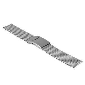 Watch-Strap-milanaise-mesh-deployment-buckle-from-Vollmer-99462HR4-22-mm