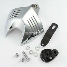 Chrome Horn Cover fit Harley  Softail Dyna Glide Big Twin Electra 92-12
