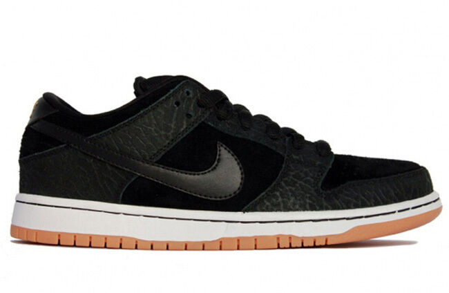 2012 NIKE DUNK LOW PREMIUM SB ENTOURAGE QS US 9.5 LIGHTS OUT PRO