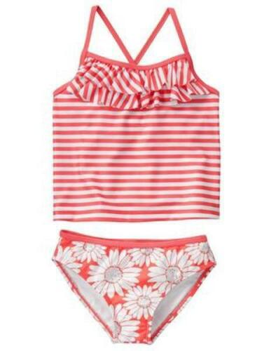 NWT Gymboree Girl Swimsuit Daisy 2pc swimsuit 5 6 7 8 10 12