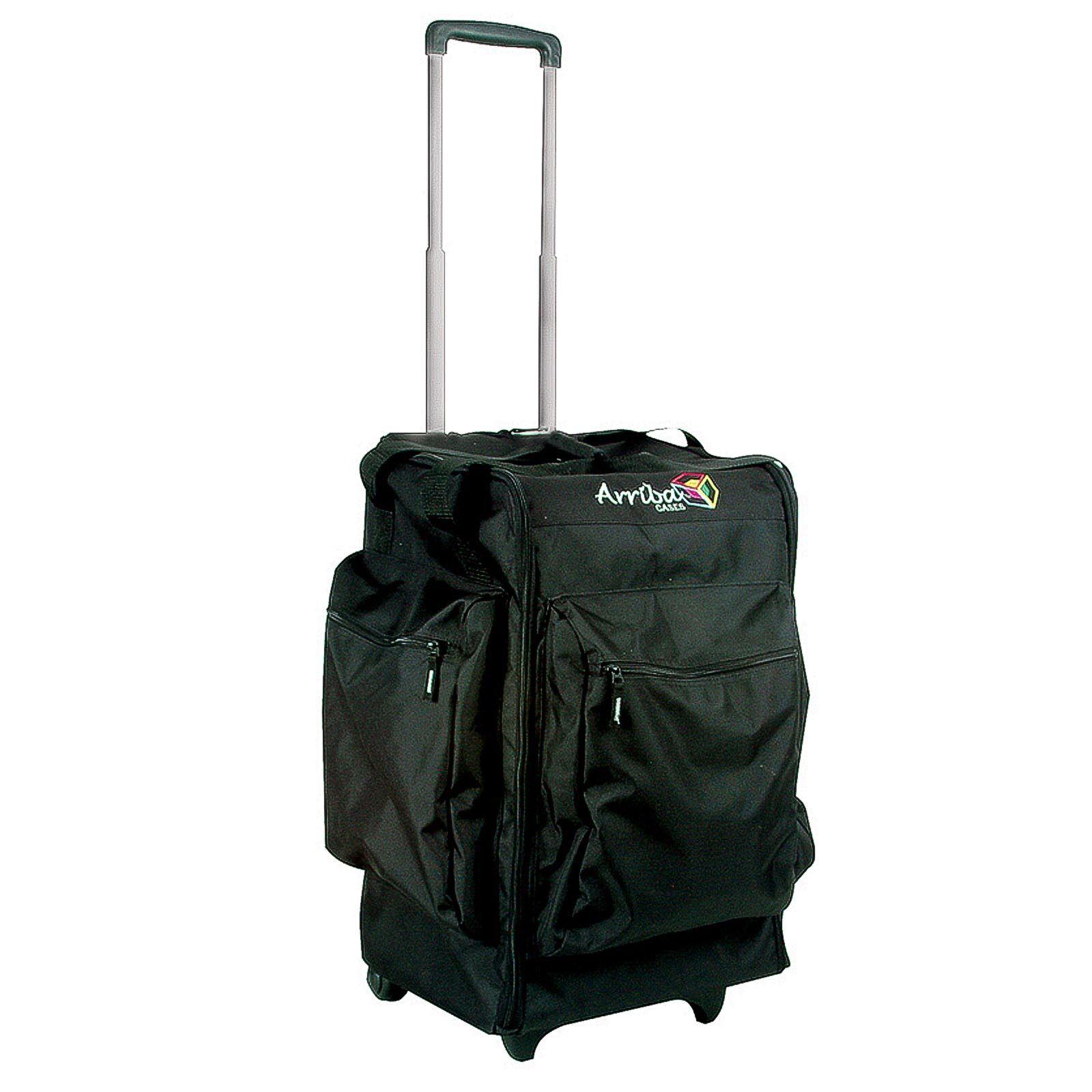 Arriba AC-165 DJ Band Padded Lighting Moving Head Gear Travel Bag Case 13x14x23