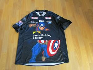 2f88f792620 Image is loading ISC-Leeds-Rhinos-Captain-America-Magic-Weekend-RUGBY-
