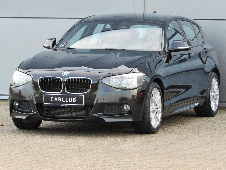 BMW 120d 2,0 aut. 5d - 239.900 kr.