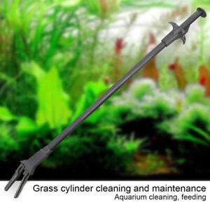 Aquarium-Herbe-Plantes-Cleaner-Pince-Clip-Fish-Tank-Maison-Outil-de-Nettoyage-25