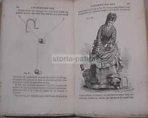 Ancient Ancient Games Manuale_grosso Volume_con Illustration_from Collection_1883