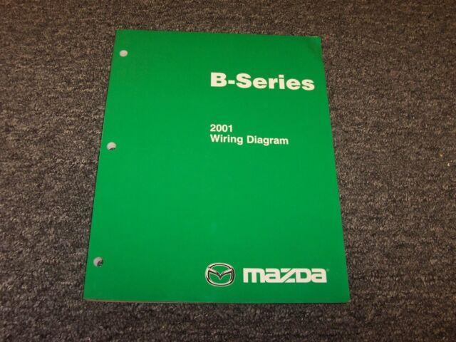 2001 Mazda B4000 B3000 B2500 B