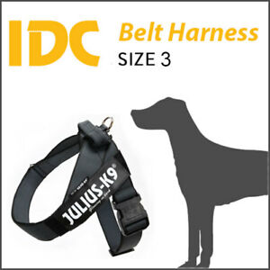 IDC-Belt-Harness-Size-3-Julius-K9-Dog-Harness-Made-in-Hungary-Blue-Red