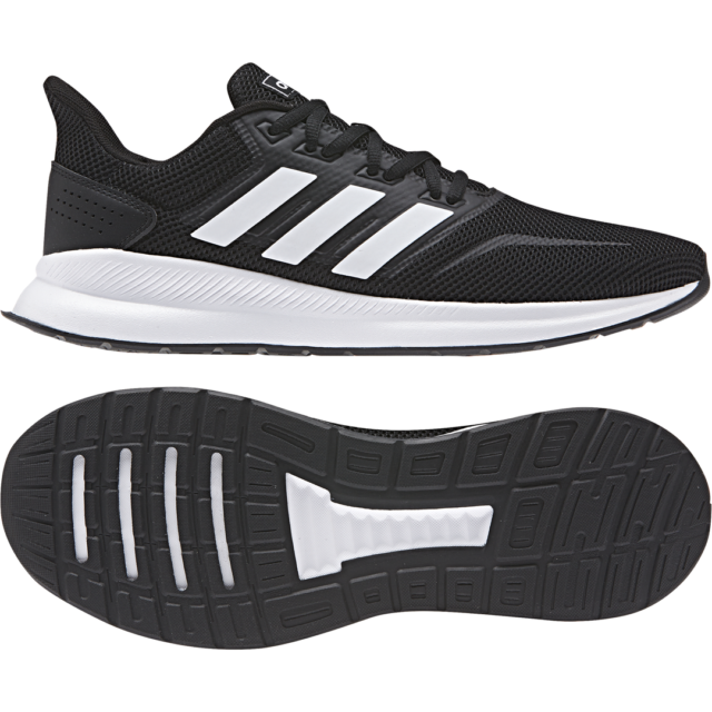 Adidas Shoes Men Running Athletics Sports Training Workout Gym Run Falcon F36199