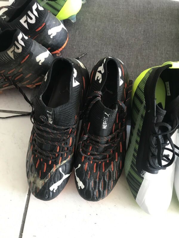 Puma football boots for sell