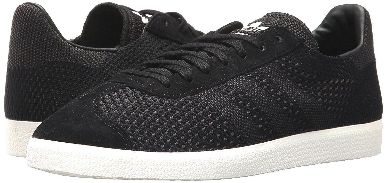 Adidas Originals Gazelle PK primeknit blanco bz0003 Core Negro / blanco primeknit reducción de precio 811712