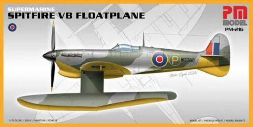 PM Model 1//72 Supermarine Spitfire VB Floatplane # 216