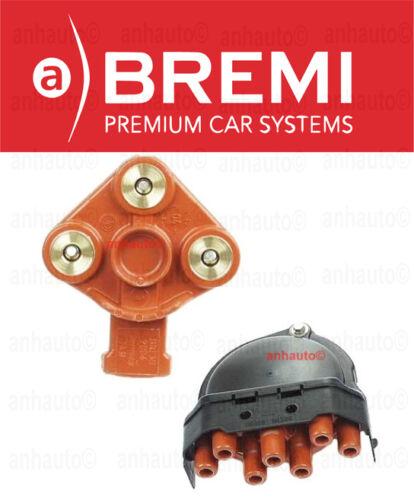 BMW E23 E24 E28 E30 E31 E32 E34 Distributor Cap and Rotor Bremi