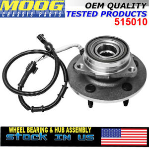 4 Wheel Drive Models - With Two Years Warranty Front Wheel Bearing and Hub Assembly for 2015 Ford F-150 Package Includes One Bearing