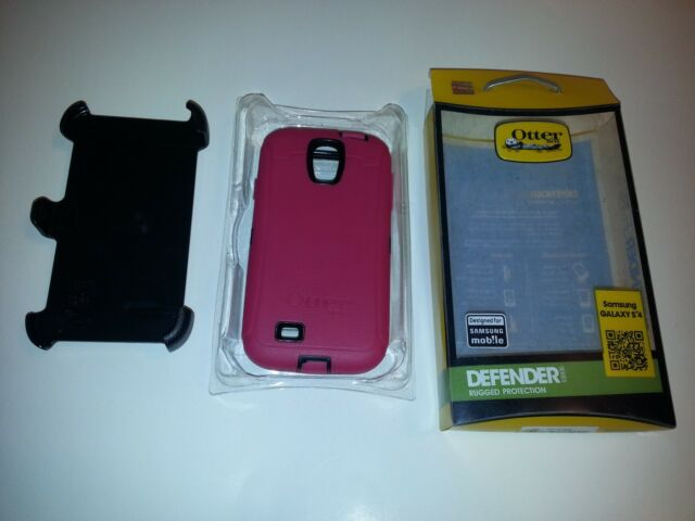 super popular 6cd12 71be9 OTTERBOX Defender Series Case for Samsung Galaxy S4 Active - Glacier
