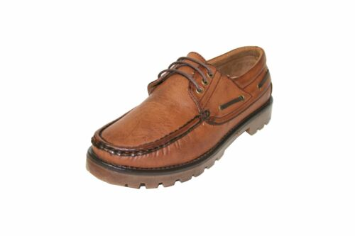 Men/'s Classic Casual Dress Oxford Lace Up Boat Shoes JF-Less