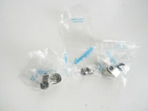 622 Bicycle NOS 60s-70s Campagnolo Stainless Bar-End Shifter Casing Set 625