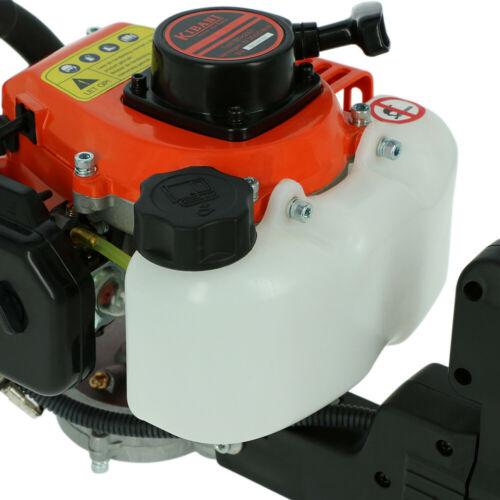 Tagliasiepe motore a scoppio benzina 22,5 cc cesoie per siepi decespugliatore...
