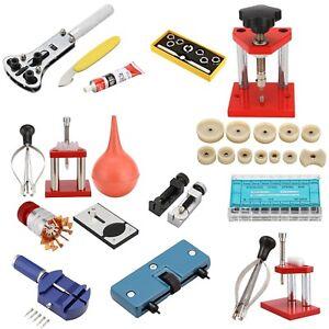 Muti-Watch-Repair-Opener-Tool-Watch-Band-Strap-Spring-Bars-Link-Pins-Repair-Kit