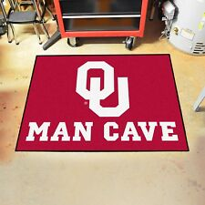 FANMATS 14589 Oklahoma State University Nylon Universal Man Cave All-Star Mat