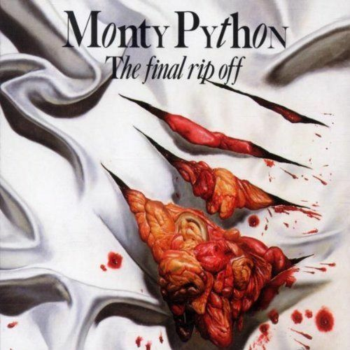 Monty Python - The Final Rip Off NUOVO CD