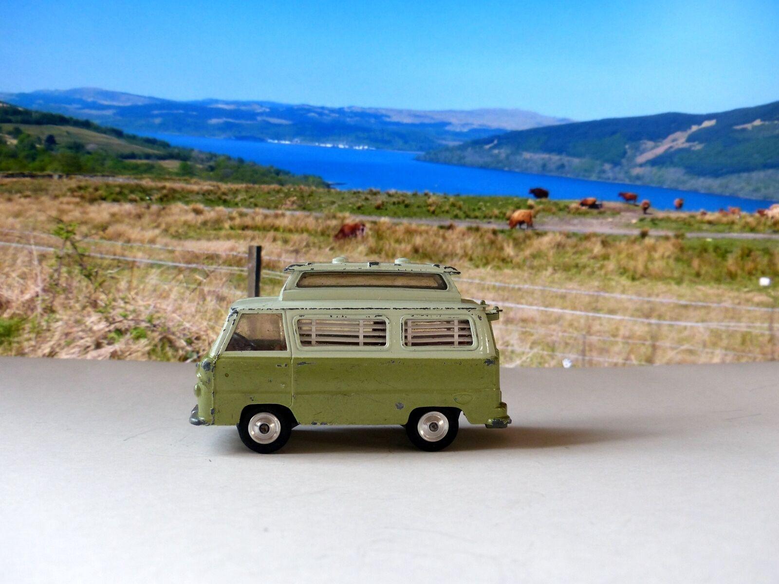 Corgi Toys 420 Thames 'Airborne' Caravan