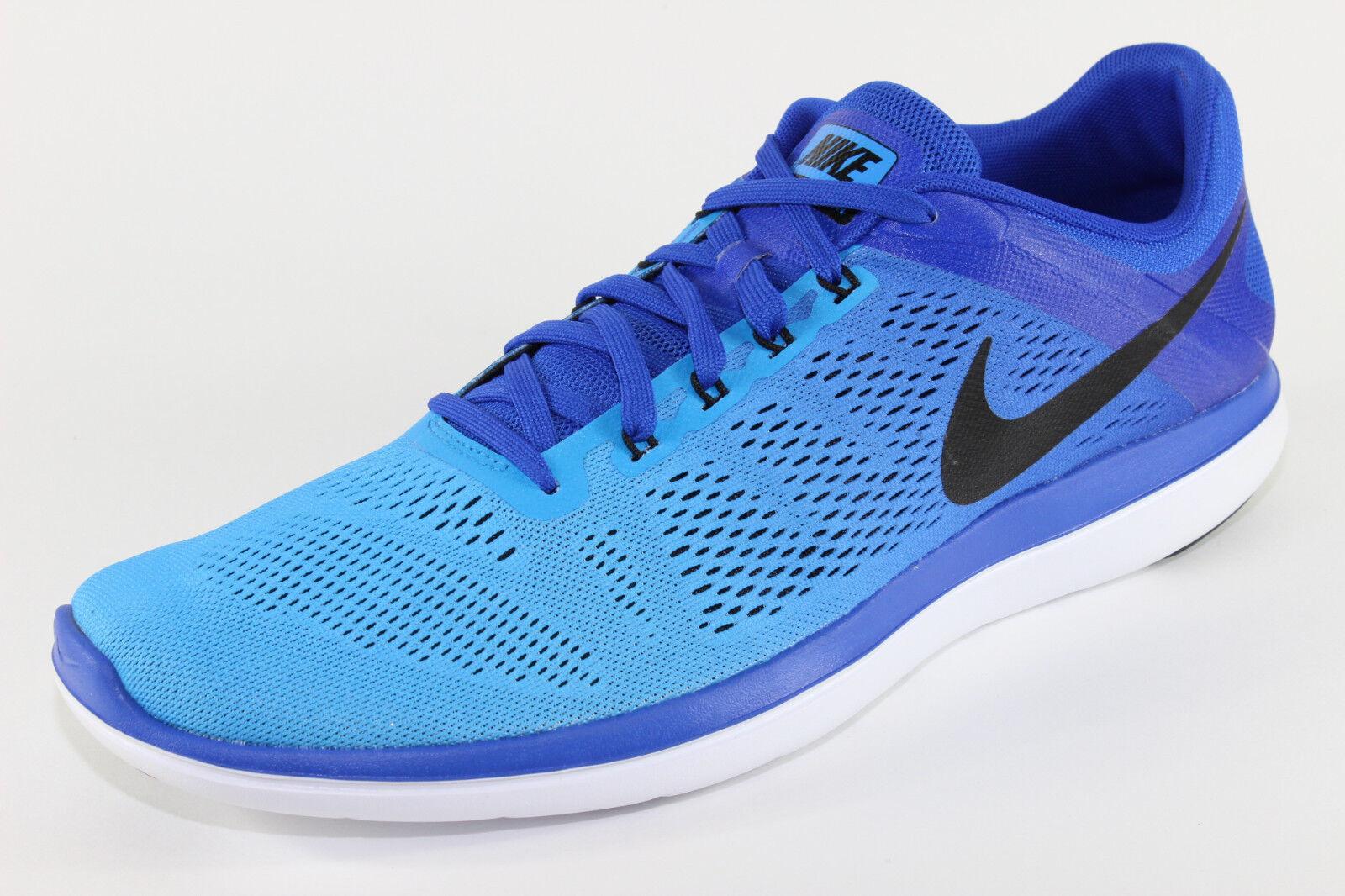 Nike Flex 2016 RN, 830369 401, superleichter Laufschuh **Übergröße**