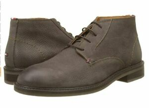 Chaussures Cuir Tommy Hilfiger Oxfords Homme Marron - Taille 45 EU NEUF New