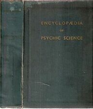 Encyclopaedia of Psychic Science by Nandor Fodor (preface by Oliver Lodge) 1933