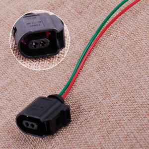 abs sensor wiring pigtail plug connector 6e0973702 for vw. Black Bedroom Furniture Sets. Home Design Ideas