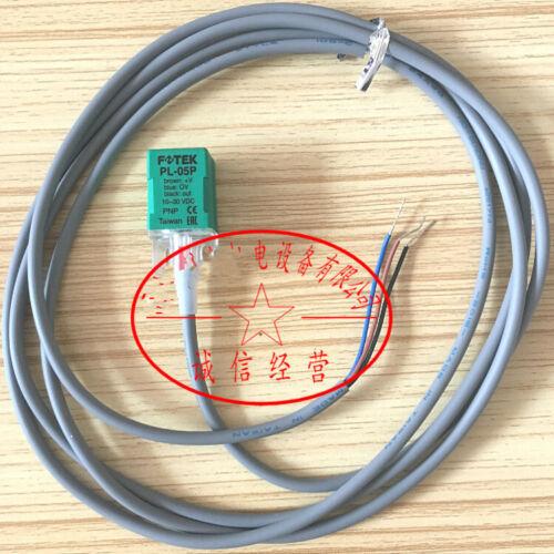 1 pcs  FOTEK PL-05P Proximity switch