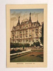 Postkarte-Marienbad-Grand-Hotel