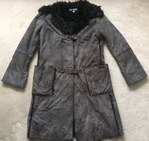 81aef9a4d Details about Armani Jeans Womens Coat