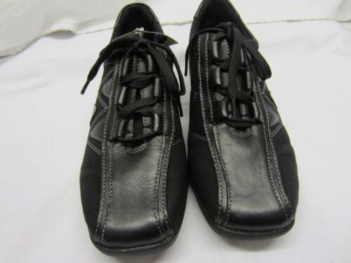 Remonte Dorndorf /'D0505-21/' Ladies Black Leather Lace Up Shoes