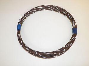 Brownwhite Automotive Wire 16 Gauge High Temp Gxl 25 Feet