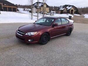 2009 Subaru Legacy 3.6R