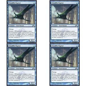 NM//LP Gatecrash 4 Cloudfin Raptor x4 4x mtg