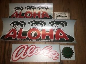 ALOHA-Palm-Trees-Door-and-Award-Vintage-Travel-Trailer-Decals-Complete-Set-5