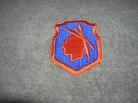 WW2 Original US Army 98th Infantry Iroquois Indian Division Patch Navy Air Force