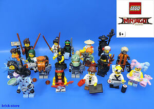 LEGO ® Minifiguren 71019/Spécial Série NINJAGO Movie/choix de personnages  </span>