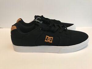 DC Shoes Men's Black Gold size 8.5