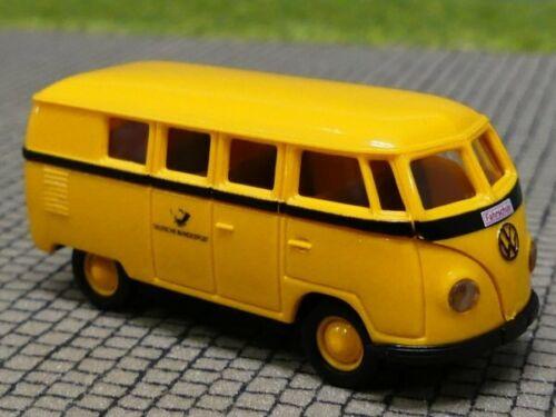 1//87 Brekina # 1677 VW T1 a DBP Fahrschule