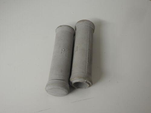 """Handgriffe Griffe /""""Antik/""""grau Vespa VL1-3//GS VS1//T2 Ø 24 mm L125mm d"""