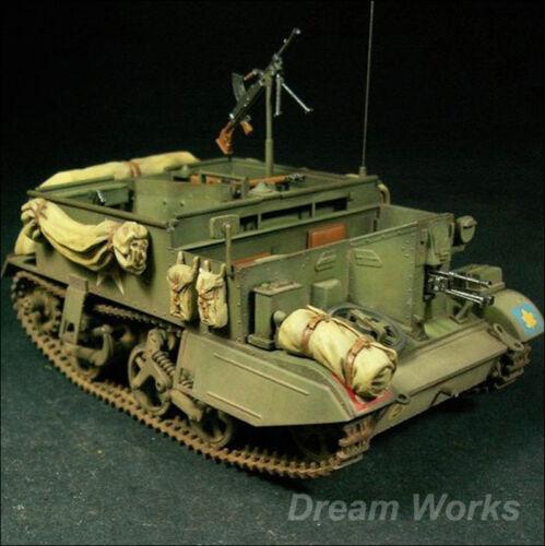 Award Winner Built 1//35 British Universal Carrier Mk.II Bren Gun Carrier+Inte
