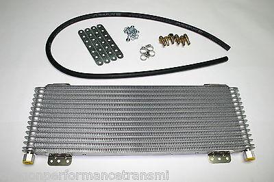 Tru-Cool 40,000 GVW Max Transmission Fluid Oil Cooler 47391 Low Pressure Drop