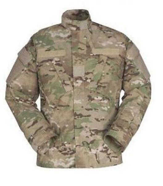 Us Army multicam ocp  Combat Tactical acu USMC coat chaqueta XXll xxlarge Largo New  almacén al por mayor