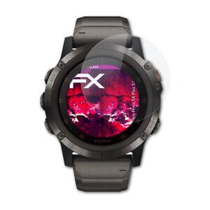 atFoliX-Pellicola-Vetro-per-Garmin-Fenix-5X-Plus-51-mm-9H-Armatura-di-protezione
