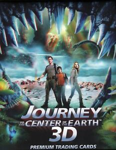 Journey-to-the-Center-of-the-Earth-3D-Movie-Card-Album