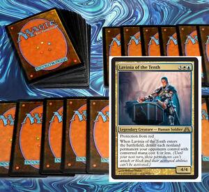 mtg-MODERN-BLUE-WHITE-AZORIUS-DECK-Magic-the-Gathering-rare-60-cards-daxos