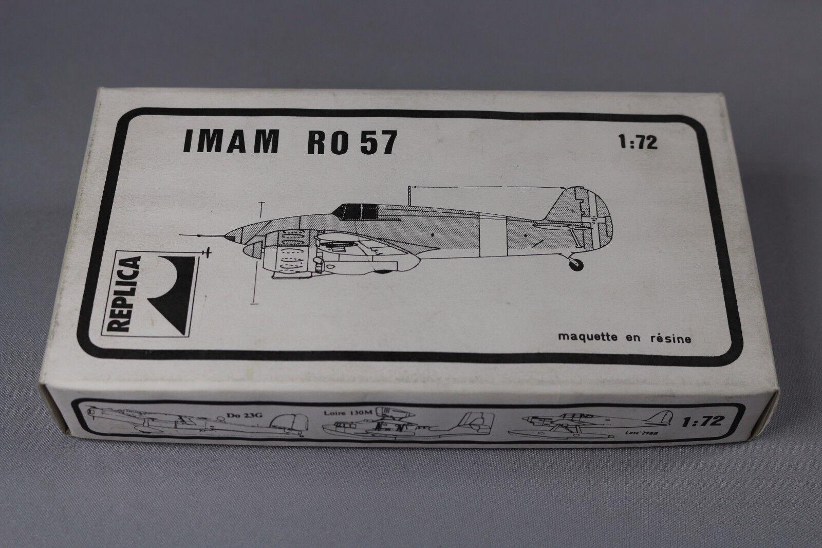 ZC171 Replica Maquette Avion Militaire 1 72 Imam RO 57 Résine